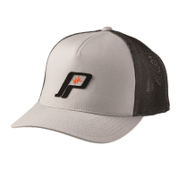 Men's Adjustable Mesh Snapback Hat with Retro Polaris® Logo