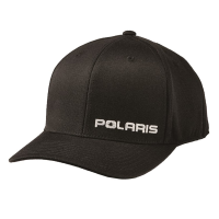 Men's Adjustable Snapback Hat with Polaris® Logo