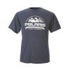 Men's Roseau Graphic T-Shirt with Polaris® Logo, Heather Blue - Image 1 of 2
