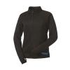 Women's Full-Zip Tech Jacket with Blue Polaris® Logo, Black - Image 2 of 3