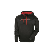Men's Vapor Hoodie - Black/Red