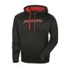 Men's Vapor Hoodie Sweatshirt with RZR® Logo, Black/Red - Image 1 of 2
