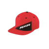 Men's Flexfit Flatbill SoCal Hat with White RZR® Logo, Black/Red - Image 1 of 2