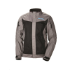 Women's Riding Jacket with Blue Polaris® Logo, Gray/Black - Image 1 of 3