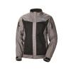 Women's Riding Jacket with Blue Polaris® Logo, Gray/Black - Image 1 de 3