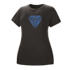 Women's Vintage Shield Tee - Black - Image 1 de 1