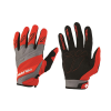 Adult Off-Road Riding Glove with Embossed Knuckle System, Red - Image 1 of 1