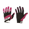 Adult Off-Road Riding Glove with Embossed Knuckle System, Pink - Image 1 of 1
