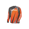 Off-Road Riding Jersey - Orange