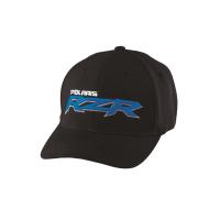 Men's Logo Cap (L/XL) - Black/Blue