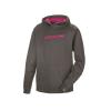 Youth Vapor Hoodie Sweatshirt with RZR® Logo, Black/Pink - Image 1 of 1