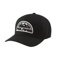 Patch Core Flex Cap (S/M) - Black
