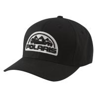 Unisex (S/M) Flexfit Hat with Mountain Scape Polaris® Logo Patch