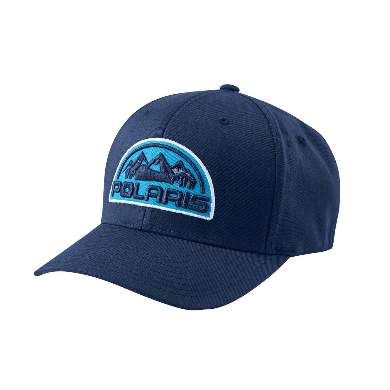 Patch Core Flex Cap (S/M) - Navy