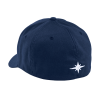 Unisex (S/M) Flexfit Hat with Mountain Scape Logo Patch, Navy - Image 2 of 6