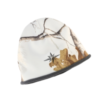 Men's Fleece Reversible Camo Beanie, Camo