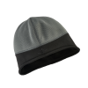 Men's Stretch Mesh Beanie with Polaris® Ellipse, Charcoal - Image 1 de 2