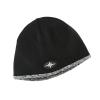 Men's Tech Mesh Beanie with Ellipse, Black - Image 1 of 3