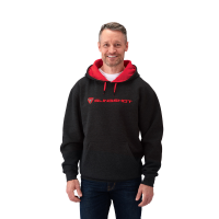 Men's Hoodie with Slingshot® Logo