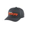 Men's (L/XL) Adjustable Snapback Hat with Red RZR® Logo, Black - Image 1 of 1