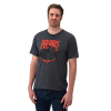 Men's Edge Graphic T-Shirt with RZR® Logo, Gray - Image 1 of 1