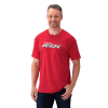 Men's Classic Graphic T-Shirt with RZR® Logo, Red - Image 1 of 1