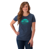 Women's Dune Graphic T-Shirt with RZR® Logo, Navy - Image 1 of 1