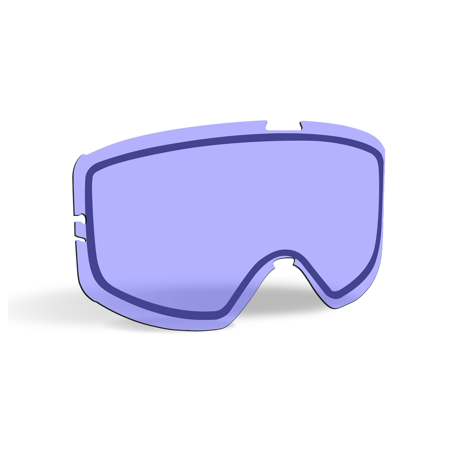 509® Kingpin Dirt Adult Goggle Replacement Lens with Quick-Change Technology, Blue
