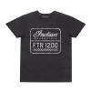 Men's FTR1200 Logo T-Shirt, Black - Image 1 of 2