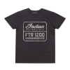Men's FTR1200 Logo T-Shirt, Black - Image 1 of 3