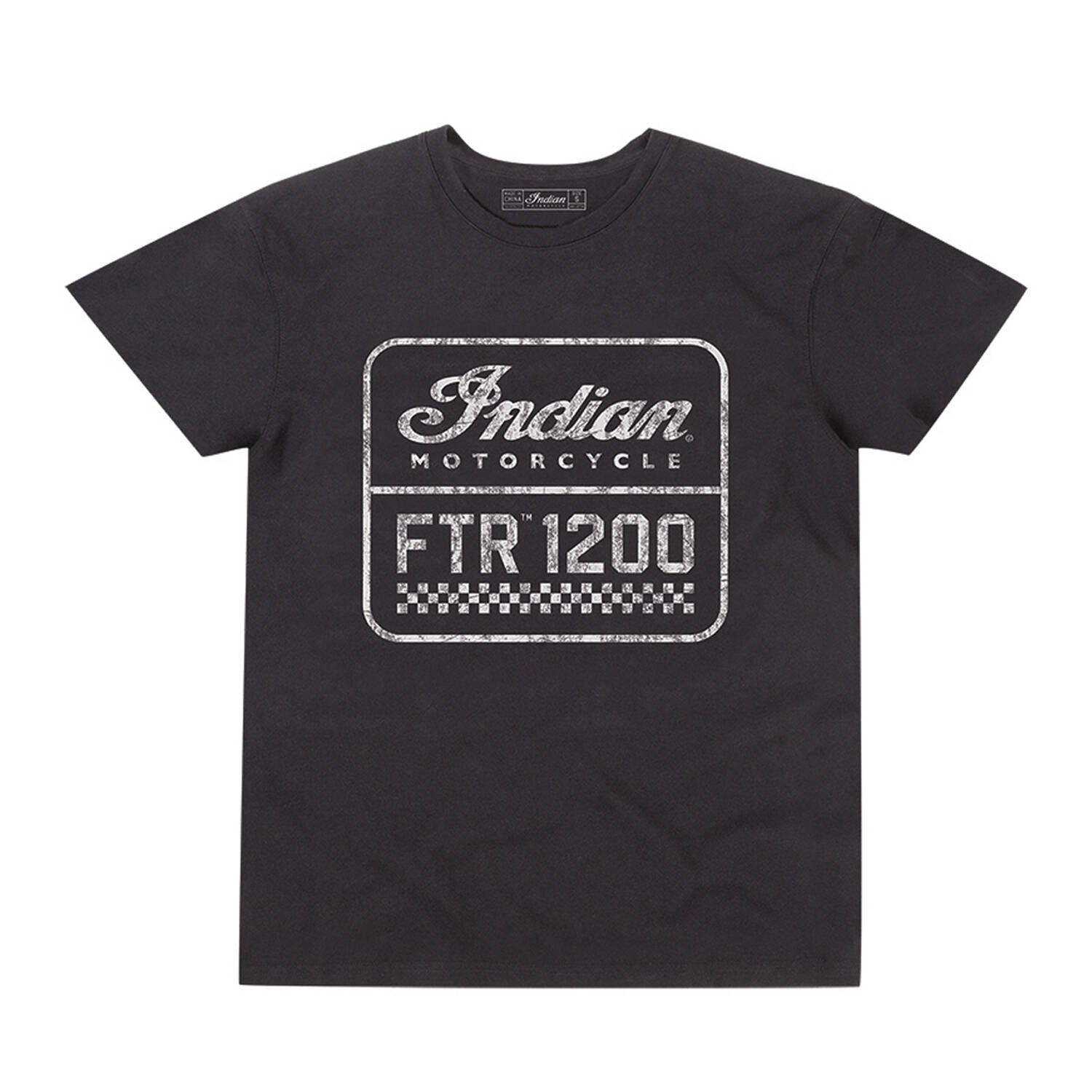 Men's FTR1200 Logo T-Shirt, Black