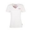 Women's FTR1200 Logo T-Shirt, White - Image 1 of 9