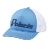 Women's Adjustable Mesh Snapback Hat with Retro Navy Polaris® Logo, Blue - Image 1 de 1