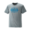 Men's Manufacturing Graphic T-Shirt with Polaris® Logo, Ash Heather - Image 1 of 2