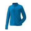 Women's Full-Zip Tech Jacket with White Polaris® Logo, Aster Blue - Image 1 of 5