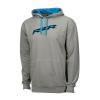 Men's Vapor Hoodie Sweatshirt with RZR® Logo, Gray - Image 1 of 2