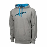 Men's Vapor Hoodie Sweatshirt with RZR® Logo, Gray
