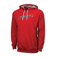 Men's Vapor Hoodie Sweatshirt with RZR® Logo, Red