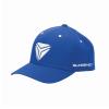 Men's (L/XL) Flexfit Hat with Slingshot® Shield Logo, Blue - Image 1 of 1