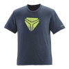 Men's Vintage Shield Tee - Navy Heather - Image 1 of 1