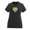 Women's Vintage Shield Tee - Black Frost - Image 1 de 1