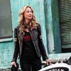 Women's Blake Leather Riding Jacket with Removable Liner, Black - Image 9 of 10