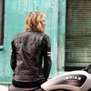 Women's Blake Leather Riding Jacket with Removable Liner, Black - Image 10 of 10