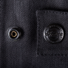 Men's Denim Atlanta Riding Jacket, Black - Image 9 of 9