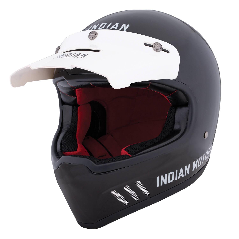 Adventure Helmet, Glossy Black
