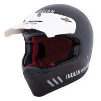 Adventure Helmet, Glossy Black