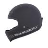 Adventure Helmet, Glossy Black - Image 5 of 12