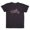 Men's FTR Bike Sketch T-Shirt, Black - Image 2 of 4