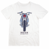 Men's FTR Front T-Shirt, Antique White - Image 1 of 2