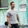 Men's Montage T-Shirt, Gray - Image 1 of 4